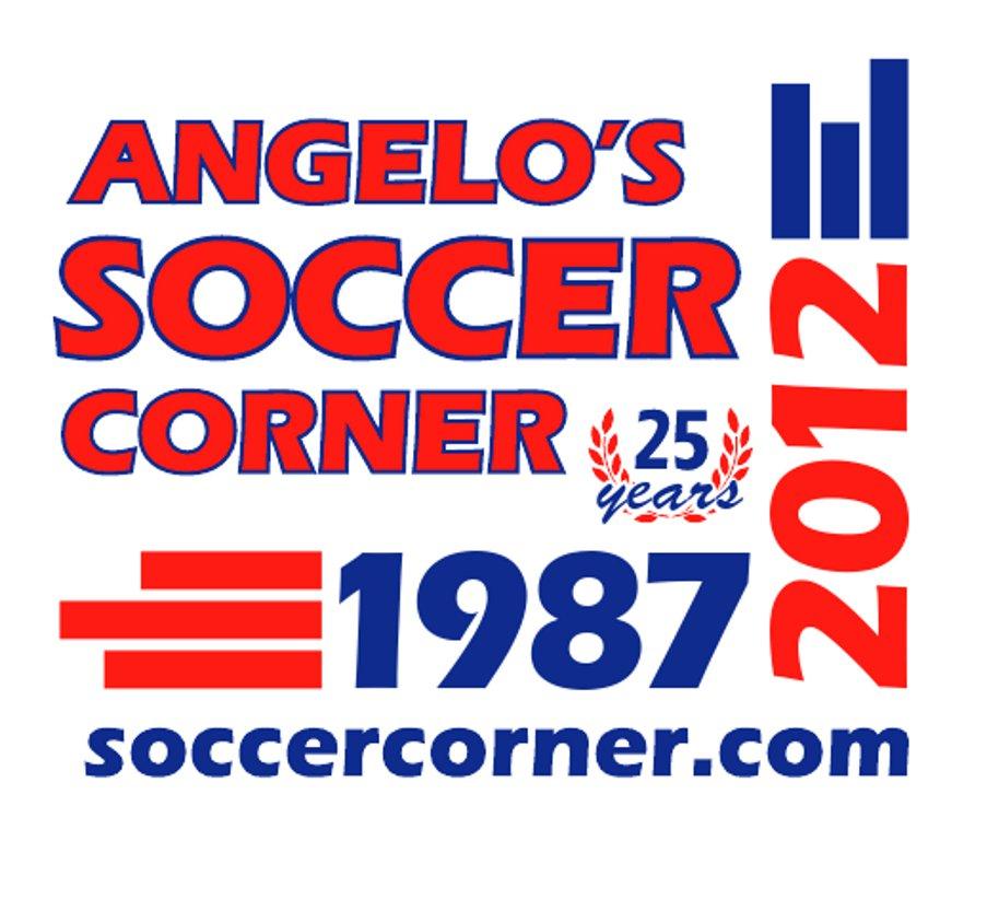Angelos Soccer Corner 25th Anniversary